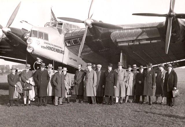 Junkers G38 D2500 Generalfeldmarschall von Hindenburg